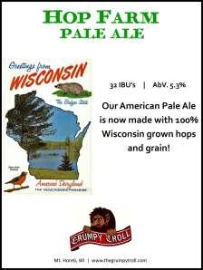 Hop Farm Pale Ale